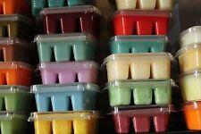 Scentsy Bars 3.2oz wax scents (Classics/Cafe/Romance/Spa) Brand New - FREE SHIP