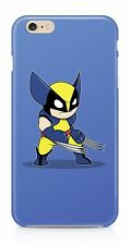 Wolverine Chibi Phone Case For Apple iPhone, Sony Samsung LG Google HTC
