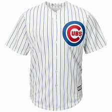 Chicago Cubs 2017 Cool Base Replica Home MLB Baseball Jersey