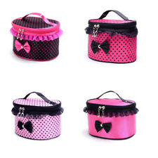 Lady Women Multifunction Cosmetic Travel Makeup Bag Toiletry Case Pouch US Stock