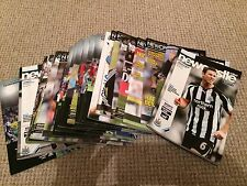 """NEWCASTLE UNITED  FC  HOME PROGRAMMES  """" YOUR CHOICE """""""