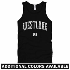 Westlake Los Angeles Unisex Tank Top - Men Women XS-2X - Gift LA Neighborhood CA