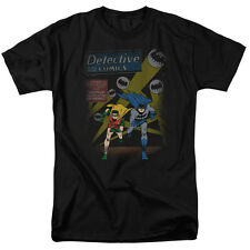 Batman Detective Comics DYNAMIC DUO Robin Licensed Adult T-Shirt All Sizes