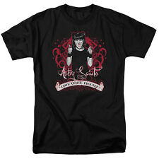 NCIS TV Show ABBY: GOTH CRIME FIGHTER Licensed Adult T-Shirt All Sizes