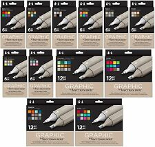 Crafters Companion - Spectrum Noir - GRAPHIC Pens New Product