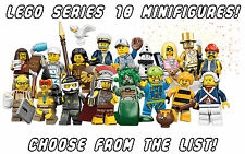 LEGO 71001 SERIES 10 MINIFIGURES [CHOOSE A FIGURE FROM THE LIST]