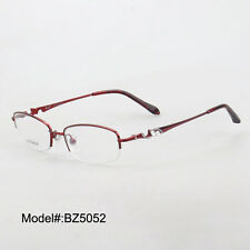 Big sales BZ5052 half rim pure titanium myopia eyewear eyeglasses optical frames