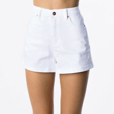 Ava And Ever Delta A-line Shorts in White