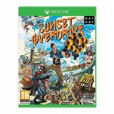 Sunset Overdrive Xbox One Game Brand New Sealed IMPORT Free P&P UK