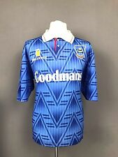 Influence Portsmouth FC Home Football Shirt 1991/93 (Size: S, M, L, XL) PFC