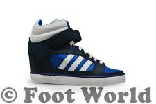Womens Adidas Amberlight Up - G95640 - Navy Blue White Trainers