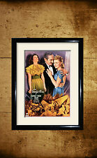 Stage Door1937  Movie advertising posters and framed pictures