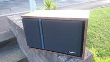 PAIR Vintage Bose 301 Series III lll 3 Main Stereo Direct Reflecting Speakers
