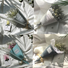 Myosotis Dried flower bouquet Preserved Real Flowers Natural Fresh Cover Gift