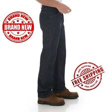 Rustler Mens Regular Fit Boot Cut Jeans Outdoor Casual Pants Cotton regular Fit