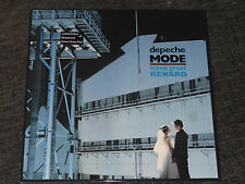 DEPECHE MODE - SOME GREAT REWARD VINYL LP (2007 GATEFOLD REISSUE)