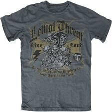 Lethal Threat Live Loud T-Shirt