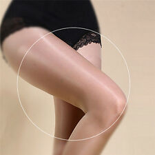 Fashion Women's Sexy Sheer Oil Shiny Glossy Classic Pantyhose Tights StockingsSG
