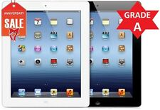 Apple iPad 3rd Gen - 64GB - Wi-Fi + 3G (UNLOCKED) BLACK or WHITE - GRADE A (R)