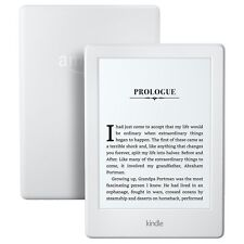 """All-New Kindle E-reader 6"""" Glare-Free Touchscreen Display, WIFI w/ Special Offer"""