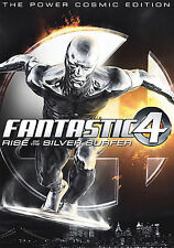 The Fantastic Four: Rise of the Silver Surfer (DVD, 2009, 2-Disc Set, Special...