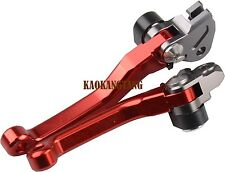 For KTM 450/505/525/530 SX/SX-F/SX-R/XC-F/XC CNC Pivot Brake Clutch Levers