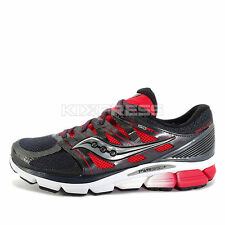 Saucony Zealto ISO [S20269-5] Running Red/Black-Silver