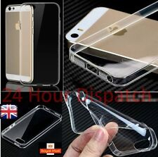New Ultra Thin Silicone Gel Slim Rubber Soft Case For Iphone5/5s  {ks75