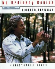 No Ordinary Genius by Richard P. Feynman Christopher Sykes 9780393313932