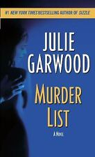 Murder List by Julie Garwood (Buchanan-Renard) (2005, Paperback) DD2061