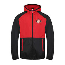AFC Sunderland Official Soccer Gift Boys Shower Jacket Windbreaker