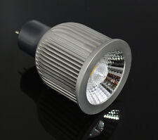 9W COB LED Lamp E27/GU10/GU5.3 AC85-265V MR16 DC12V Spotlight bright Light Bulb