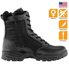 Maelstrom® TAC FORCE 8'' Women's Tactical Boots with Zipper (Minor Defect)