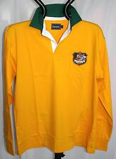 AUSTRALIAN RETRO CLASSIC COMBED COTTON  RUGBY SHIRT