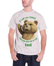 Ted The Movie F*ck You Thunder Official Mens New T Shirt