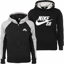 Nike Boys Kids SB Hoodie Hoody Hooded Sweatshirt Fleece Top Tracksuit New Sealed