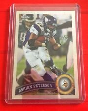 2011 Topps Chrome Refractor #220 Adrian Peterson