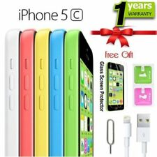 Apple iPhone 5C 16GB 32GB 64GB Unlocked Factory Sim Free Smartphone Mobile UK