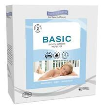 Protect-A-Bed Basic Waterproof Mattress Protector Cover, NEW - Choose Your Size