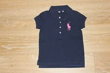 BRAND NEW AUTHENTIC RALPH LAUREN GIRLS BIG PONY POLO SHIRTS SIZE 3T
