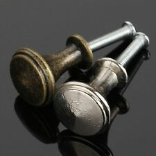 1 x Antique Drawer Knob Door Cabinet Wardrobe Door Pull Handle Round Single Hole
