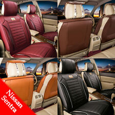 PU Leather Buy Vehicle Car Interior Cover Mat Front Rear For Nissan Sentra SP92