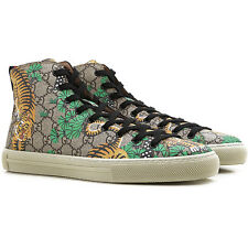 Gucci Ankle Boots % Gucci Bengal MADE IN ITALY Man Beiges 451212K6D30-8683