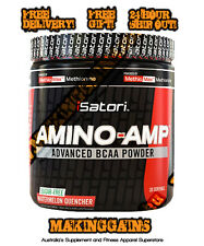 Isatori Amino Amp BCAA 30 Serves - Only the CHEAPEST @ MAKINGGAINS