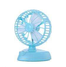 Portable Mini Desktop Fan Super Mute USB/Battery Operated for Cooling New