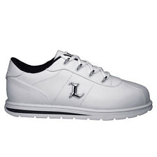 Brand New Lugz MZDXRV-135 Men's White Zrocs DX Fashion Sneakers