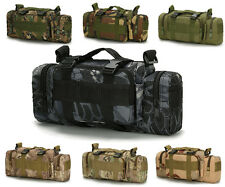 Utility 3P Military Tactical Duffle Waist Bags Tactical Molle Assault Backpack