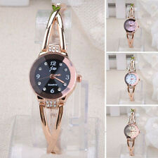 Analog Watch Luxury Wrist Watches Rhinestone Fashion Lady Womens Bracelet Quartz