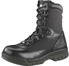 """Bates 2320-B Mens EH 8"""" Steel Toe Black Insulated Boots FAST FREE USA SHIPPING"""