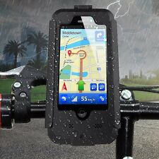 Waterproof Bike Bicycle Handlebar Mount Holder Armband Case For iPhone 7 7 Plus